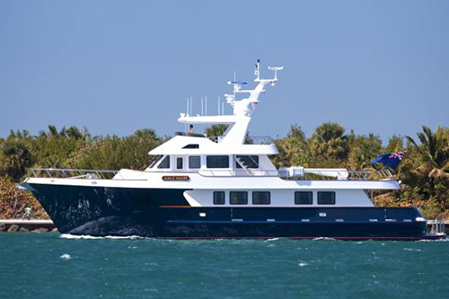 Premier Sample Yacht