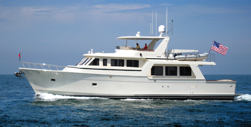 Offshore 64 Voyager