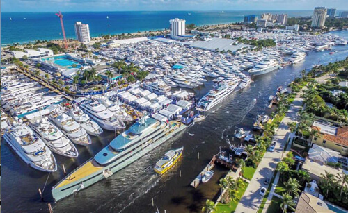 ft Laud Boat Show